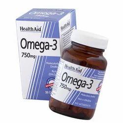 Omega 3 750mg - 30 Capsules