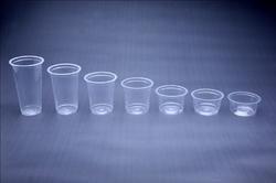 100ML-350ML Plain Glasses PP