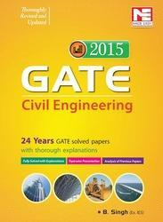 GATE 2015 Civil Engineering Topic Solved Papers