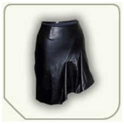 Stylish Leather Skirts