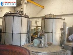Pit Pot Type Annealing Furnaces