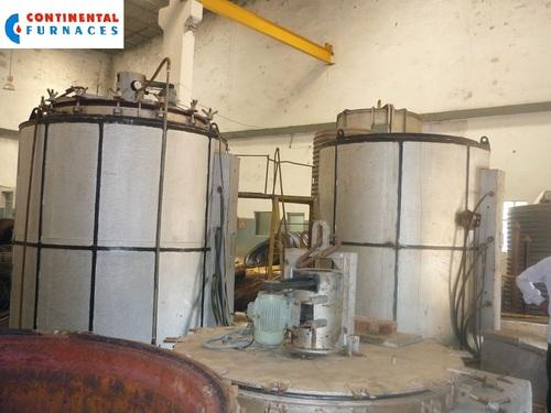 Pit Pot Type Annealing Furnace