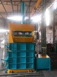 Hydraulic Pet Bottle Bailing Press