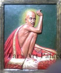 Gajanan Maharaj Marble Murty