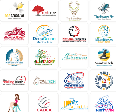 Logo design business card designing services service provider from logo design reheart Choice Image