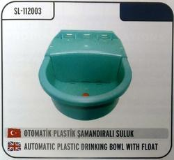 Automatic Plastic Drinking Bowl with Float