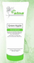 green apple face wash