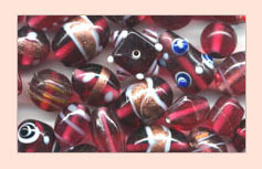 Assorted Colored Beads Code: SFM-08