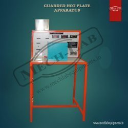 Guarded Hot Plate Apparatus