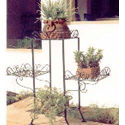 Wrought Iron Garden Pot Stand