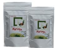 instant moringa soup powder