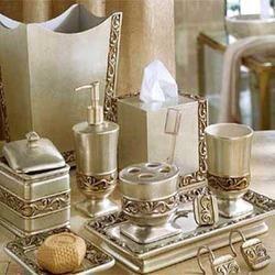 Luxury Bathroom Accessories Set   More Information
