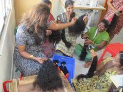 Indian Human Hair Factory