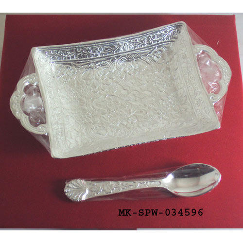 Silver Plated Gift Exporter from Moradabad
