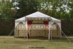 Garden Swiss Cottage Tent & Safari Tent