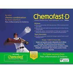 Diclofenac Potassium 50 Mg Trypsin Chymotrypsin Tablets