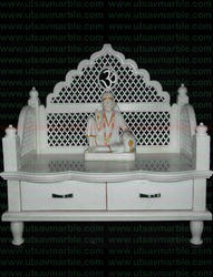 Marble Jalli Singhasan