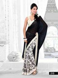 Black Design Cinema Designer Sarees