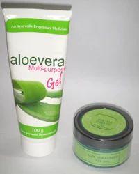 Natural Skin Care Gels