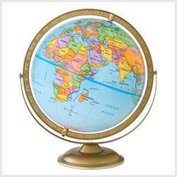 Geology Globe