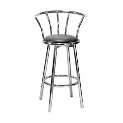 Charming Stainless Steel Chair