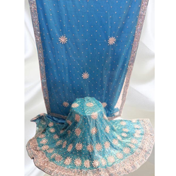 Embroidered Lacha