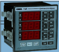 Cade CD 781 Energy Meter