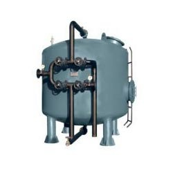Pressure Sand Filters Bed