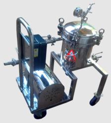 Horizontal Filter Press