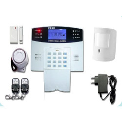 Security System - GSM Home Security System Manufacturer from Thane