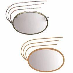 Plated Aluminium Mirror