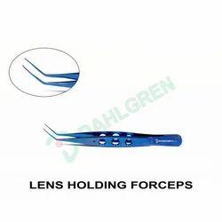 Lens Holding Forecep