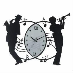 Metal Wall Clock 3472