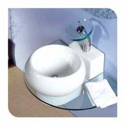 Ovate Wash Basin