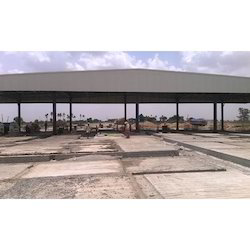 Toll Plaza Canopy Work