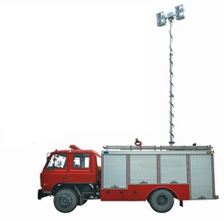 Telescopic Light Mast