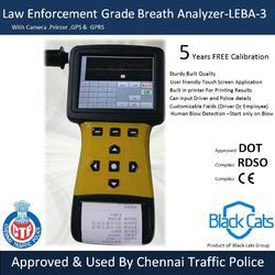 breath analyzer police grade