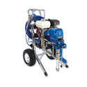 Gas Operated Paint Sprayer