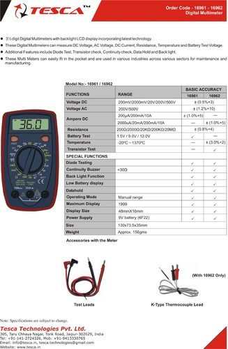 Tesca Technologies Pvt. Ltd.