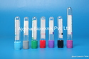 Non Vacuum Blood Collection Tube