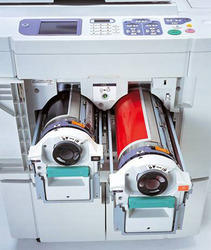 Two Color Digital Duplicators MZ 870/ MZ870/ MZ/ 870 Ink