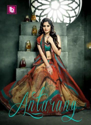 Exclusive Catalog Saree