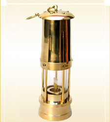 Nautical Miners Oil Lamp