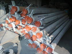 Cast Iron Earthing Pipe with Clamp and Funnel IS 3043