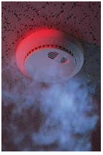 Smoke Detector System