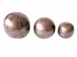 Copper Sphere Set
