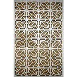 Acrylic Jali Cutting Works