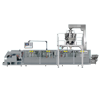 Automatic Horizontal Stand-up pouch Form, Fill and Seal Machine with Combinational Weigh Filler