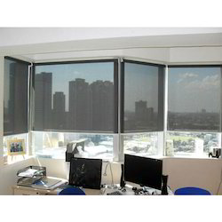 Merveilleux Office Roller Blinds