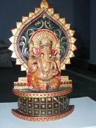 Traditional Ganesh Chowki